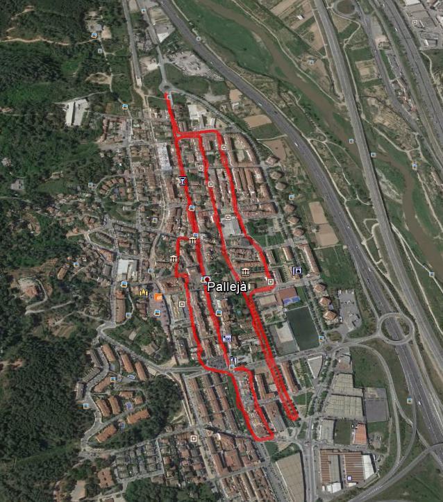 Circuito Pallejà