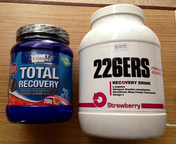 Recovery de Victory Endurance y de 226ers.