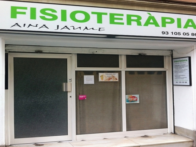 Centro de Fisioterapia Aina Jaume